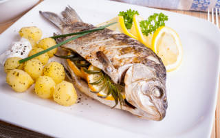 Карп, тушёный с овощами — рыбные рецепты