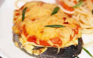 Горбуша, запечённая с овощами — рыбные рецепты