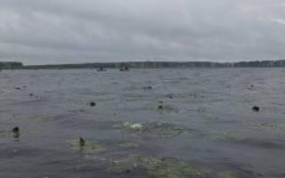 Юлаш озеро — место для рыбака