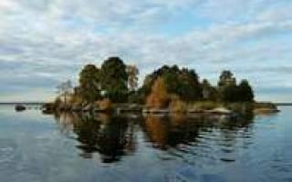 Аятское водохранилище — место для рыбака