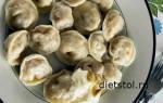 Пельмени из щуки с салом — рыбные рецепты