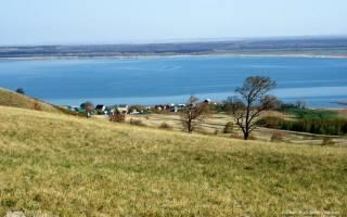 Кысыкуль озеро — место для рыбака