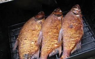 Карась горячего копчения — рыбные рецепты