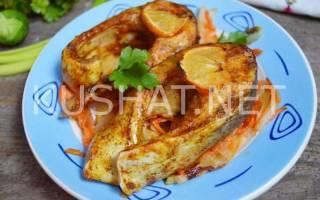 Толстолобик в фольге — рыбные рецепты
