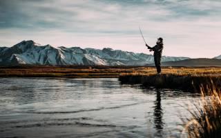Вондыга — место для рыбака
