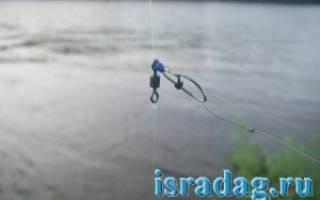 Спиннинговая ловля на отводной поводок – техника и применяемые приманки