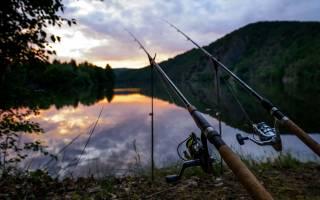 Сеща — место для рыбака