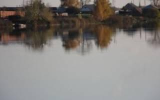 Лебяжье озеро (Челябинская область) — место для рыбака