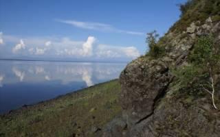 Озеро Удыль — место для рыбака
