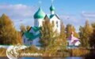 Чёрная речка (Санкт-Петербург) — место для рыбака