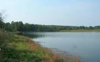 Улагач озеро — место для рыбака