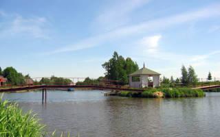 Элитная рыбалка в Бритово — платные водоемы