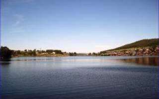 Куса — место для рыбака