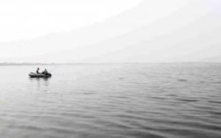 Малый Бугодак озеро — место для рыбака