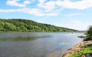 Званое озеро — место для рыбака