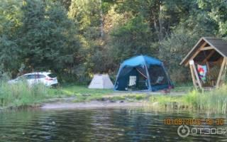 Велье озеро — место для рыбака