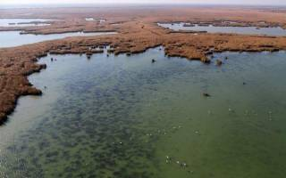 Озеро Южный Аграхан — место для рыбака