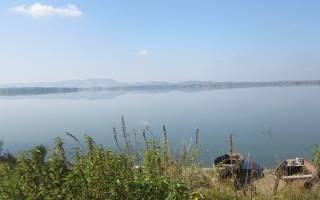 Силач озеро — место для рыбака