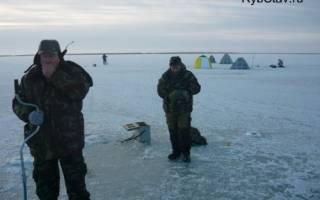 Озеро Канурка — место для рыбака