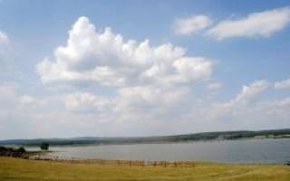 Кундравинское озеро — место для рыбака