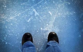 Правила безопасности при нахождении и рыбалке на льду