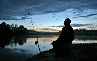 Огорон озеро — место для рыбака