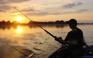 Двинь-Велинское озеро — место для рыбака