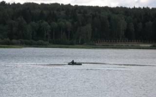 Торбеевское озеро — место для рыбака