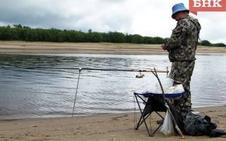 Уса (Республика Коми) — место для рыбака