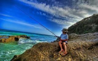 Валуй — место для рыбака
