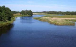 Желча — место для рыбака