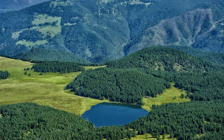Хурлакёль озеро — место для рыбака