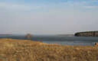 Большие Касли озеро — место для рыбака