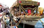 Бутерброд с рыбой (Balik ekmek) — рыбные рецепты