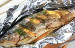 Налим, запечённый на решетке — рыбные рецепты