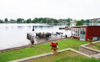 Озеро Сердух — место для рыбака