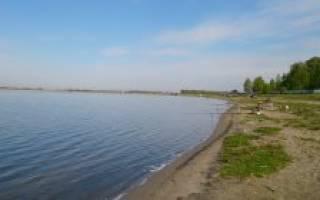 Ачликуль озеро — место для рыбака