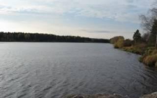 Актай — место для рыбака