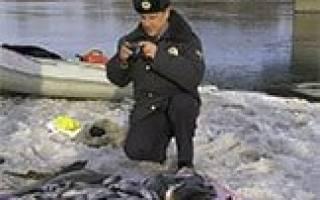Аскиз — место для рыбака