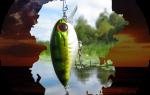 Светлое озеро (Чувашская Республика) — место для рыбака