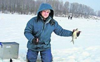 Озеро Велисто — место для рыбака