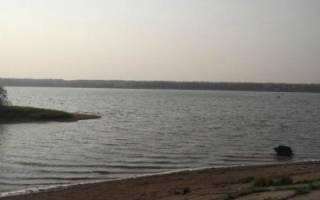 Шалаховское водохранилище — место для рыбака