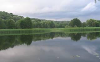 Озеро Фитиж — место для рыбака