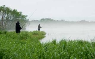 Камбальное озеро — место для рыбака