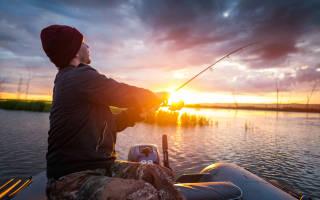Хыйропское озеро — место для рыбака