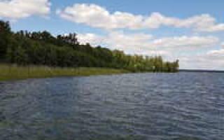 Акакуль озеро — место для рыбака