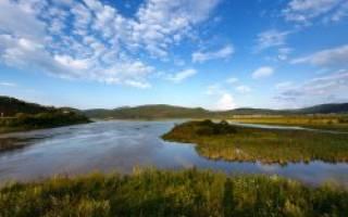 Юрюзанский городской пруд — место для рыбака