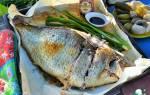 Лещ с рисом и овощами — рыбные рецепты