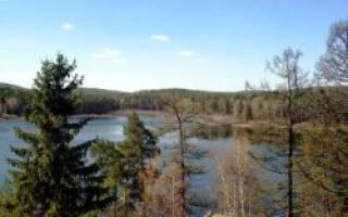 Кошкуль озеро — место для рыбака