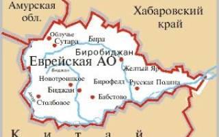 Самара (Еврейская автономная область) — место для рыбака